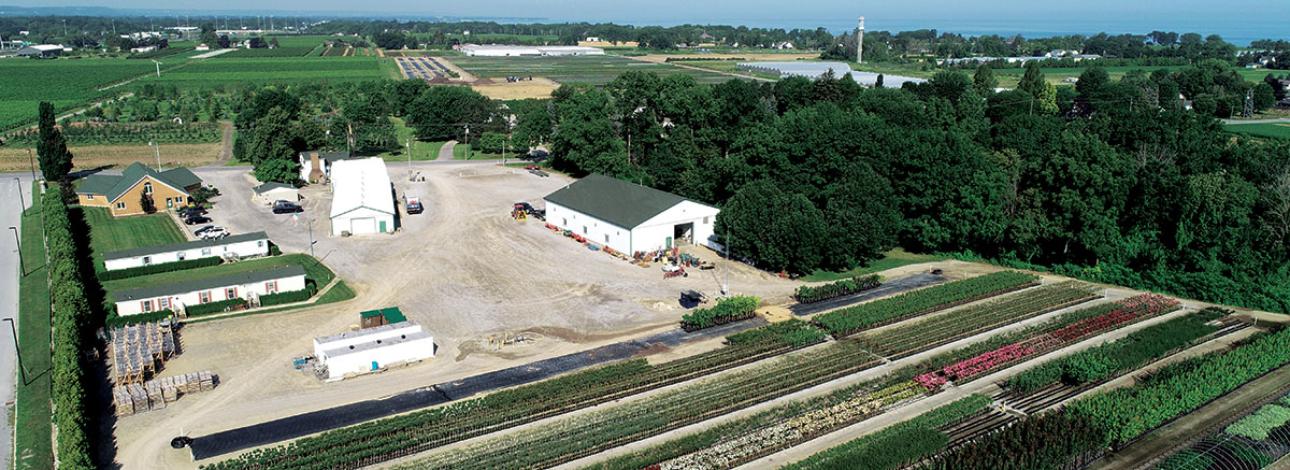 Bakker Office and Farm